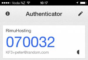 authenticator-token